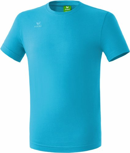 Erima Kinder Teamsport T-Shirt, Curacao, 116
