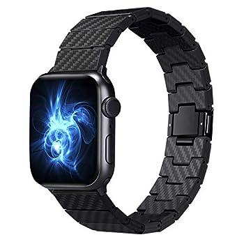 carbon fiber watch band