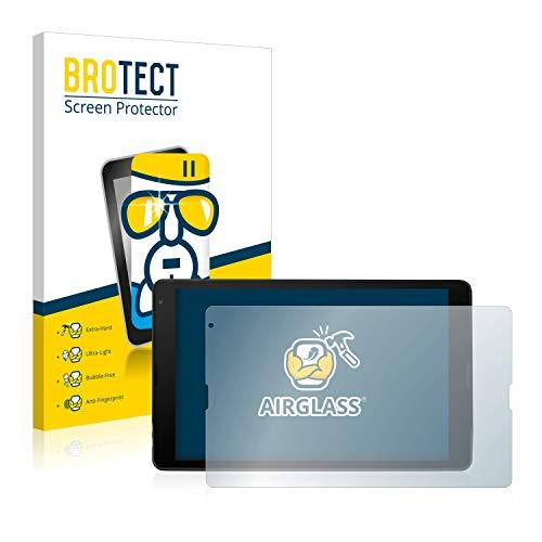 BROTECT Panzerglas Schutzfolie kompatibel mit Medion Lifetab E10420-9H Extrem Kratzfest, Anti-Fingerprint, Ultra-Transparent