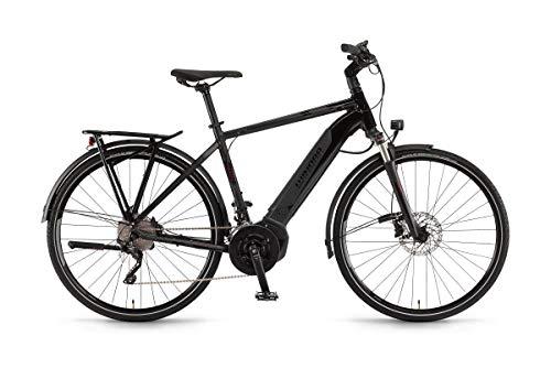 Unbekannt Winora Yucatan i20 500 Pedelec E-Bike Trekking Fahrrad schwarz 2019: Größe: 48cm