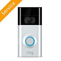 Uninstall and remove your existing doorbell Mount, drill and install the Ring Doorbell (versions 1,2 or 3). Installations on metal, marble, or glass surfaces not included WiFi assessment and recommendation to optimize video performance Ring app and N...