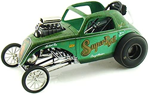 Super Rat Alterot Fiat Dragster 1 18 Grün