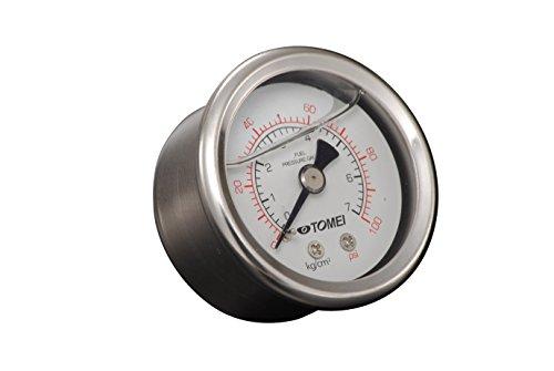 Tomei Fuel Pressure Gauge Universal - 185111