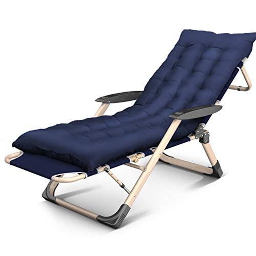 XITER Stoel, vouwen, ligstoel, strand, tuin, camping, bed, stoel, begeleidend bed, verstelbare zonneligstoel in Oxford doek