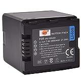 Cargador De Batería Para Panasonic VW-VBN260 HC-X800 HC-X810 HC-X900 HC-X910 HX-X920