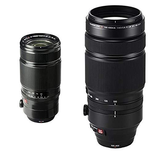 Fujinon XF 50-140mm F2.8 + XF 100-400mm F4.5-5.6...