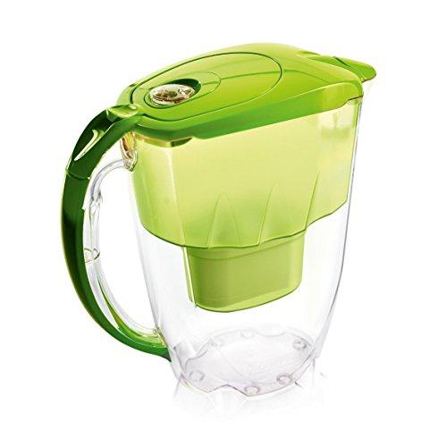 Aquaphor – Carafe filtrante Jasper, 2,8 L citron vert