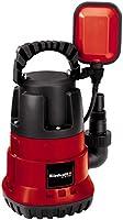 Einhell Tauchpumpe GC-SP 2768 (270 W, max. 6.800 l/Std., bis zu 5 mm Partikelgröße, einstellbarer Schwimmschalter, inkl....