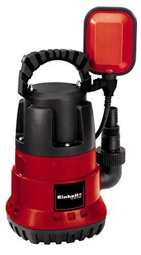 einhell GH-SP 2768 Pompa Ad Immersione, 6.800 L/H, 270 W, 230 V, Rosso