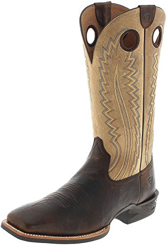 FB Fashion Boots Ariat 23151 Catalyst Plus Bison beige westerrijlaarzen voor heren bruin