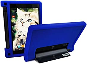 MingShore Rugged Case for Lenovo Yoga Tab 3 8 YT3-850F YT3-850M YT3-850L 8 inch Tablet, Kid Friendly Premium Silicone Cover fit Lenovo Yoga Tab 3 HD 8