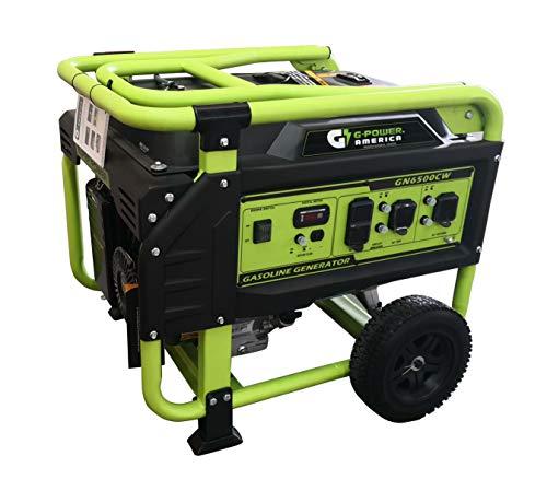 Green-Power America GN6500CW Atlas Series 6,500 Watts Generator