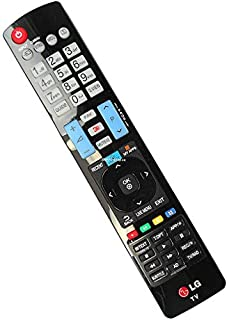 Replacement LG AKB73615309 Remote Control For all LG TV - SMART -LCD-LED-PLASMA by Nano Classic