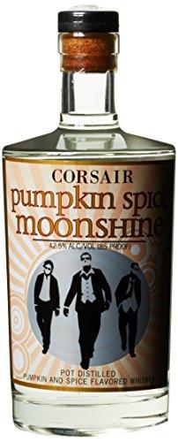 Corsair Pumpkin Spice Moonshine Grain-Rye-Corn Whisky (1 x 0.75 l)
