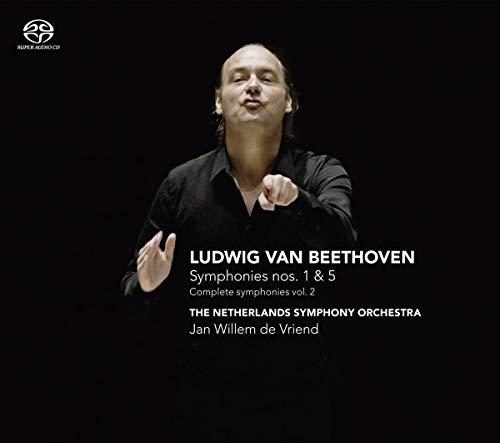 Ludwig Van Beethoven : Symponies Nos. 1 & 5 (Complete Symp
