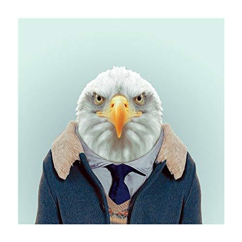 5D DIY diamant schilderij Ploy Mr.Eagle voor kind onderwijs zeer realistische kwaliteit volledige boor kristal strass schilderij borduurwerk kruissteek foto's kunst ambacht Canvas voor Kid Study School