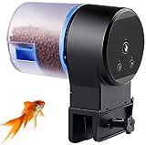J & J Chargeur Automatique de Goldfish Aquarium Intelligent Timing Chargeur Automatique de Poisson minuterie Alimentation Feeding12 / 24 Heures Alimentation minuterie