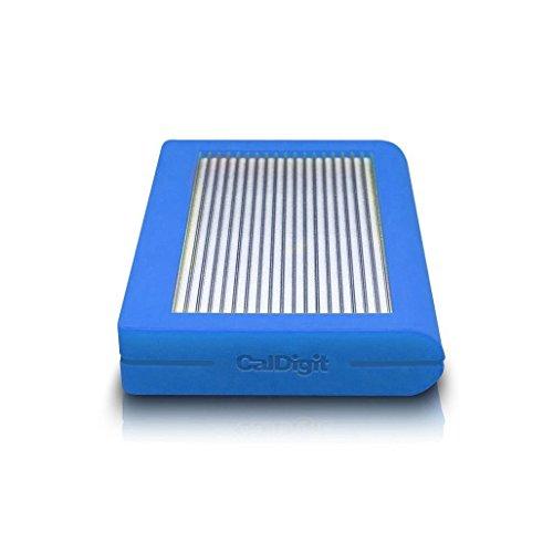 CalDigit Tuff USB-C - Disco Duro Externo De Uso Rudo Portát