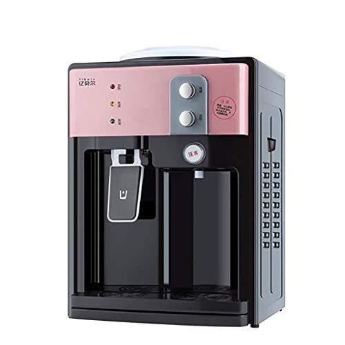 lqgpsx Wasserspender Heiß, Aufsatz-Wasserspender Heißes kaltes Wasser, ideal für den Heimgebrauch