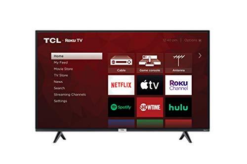 TCL 43-inch 4K UHD Smart LED TV - 43S435, 2021 Model