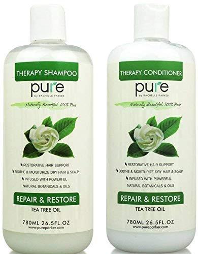 PURE Tea Tree Oil Shampoo & Conditioner Set