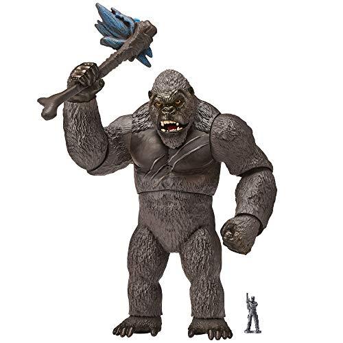 Godzilla vs Kong 13' Mega Kong Figure with Lights & Sounds