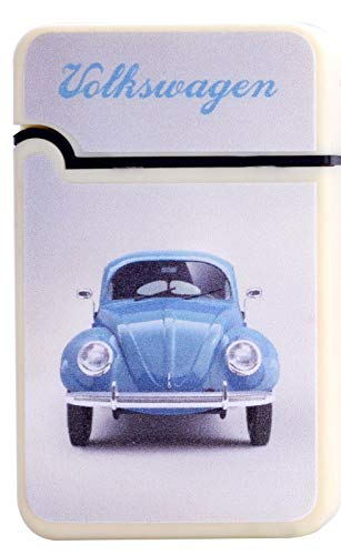 Volkswagen Designs Aansteker elektronisch gas navulbaar VW Camper VW Kever Blue Jet Flame