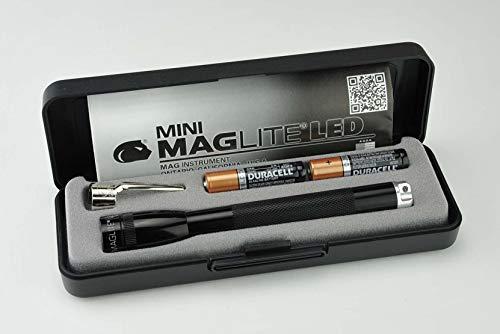 Mag-Lite ML56321-BRK Mini MagLite LED Warm, White