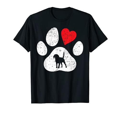 Amor de perro pata de perro amante de los perros regalo de...