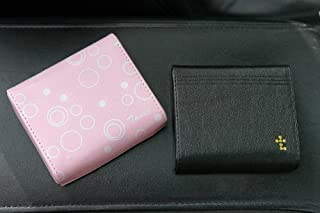 His & Her's (Black/Gold & Pink) E-ZPass Case Gift Set (Also Can Be Used for I Tag, Smart Tag, Etc.)