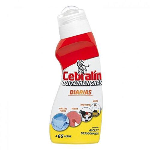 Cebralín Quitamanchas diarias 150 ml.