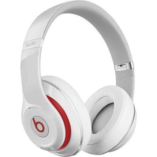 8ef72626150 Amazon.com: Beats Studio Wireless Over- Ear Headphone -White: Home Audio &  Theater