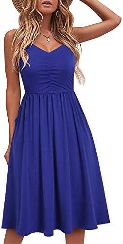 Royal blue summer dresses _image4