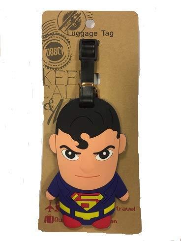 Etiqueta para Maleta (Superman)