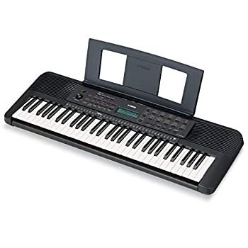 Yamaha 61-Key PSR-E273 Portable Keyboard  Power Adapter Sold Separately