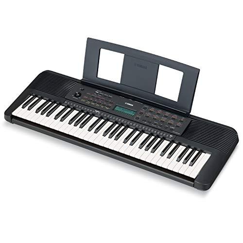 Yamaha, 61-Key PSR-E273 Portable Keyboard, (PSRE273)