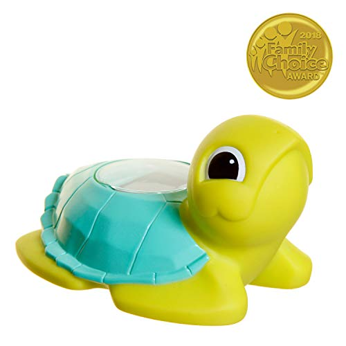 Dreambaby Room and Bath Baby Thermometer Safety Toy- Model L361 - Reliable Temperature Readings - Turtle