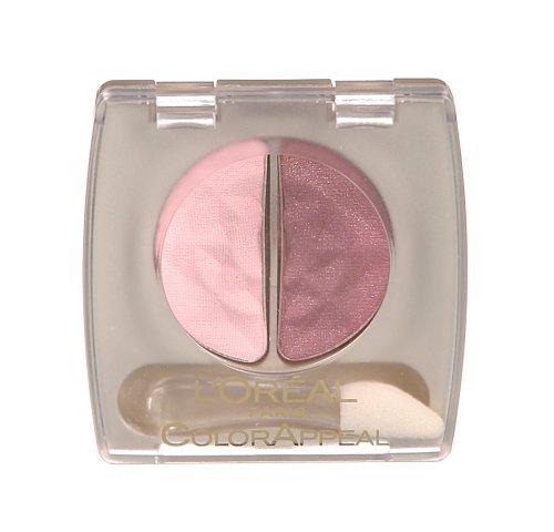 L'Oréal Paris Color Appeal Duo, Lidschatten, 208 Pink Plum