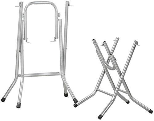 Soporte de mesa resistente con patas de mesa plegable para mesa de comedor y mesa redonda., Medium