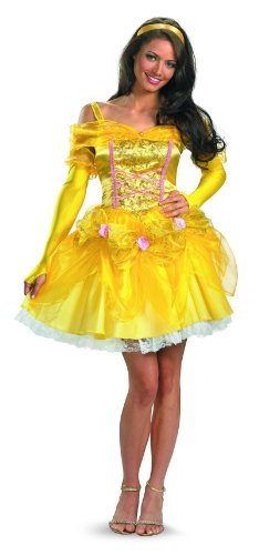 Disney Morris Costumes Sassy Belle 12-14