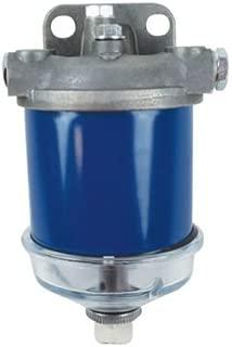 Diesel Fuel Filter Assembly - Glass Bowl Massey Ferguson Ford Allis Chalmers International Oliver FIAT Landini 4000 2000 50 40 135 165 4110 3000 5610 30 6600 3600 5000 4600 2600 5600 20 65 2610