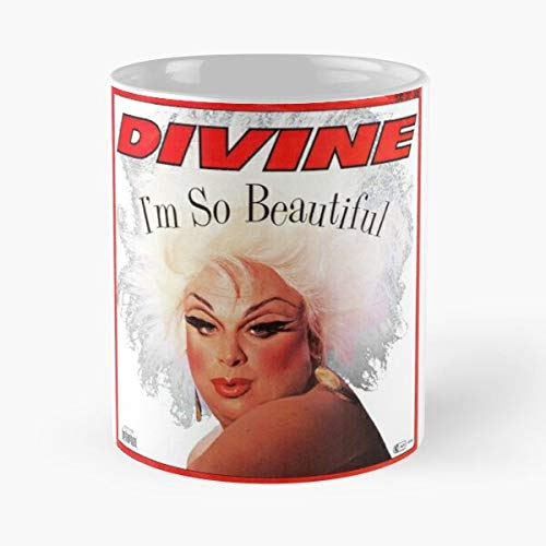 Divine Classic Mug - Funny Gift Coffee Tea Cup White 11 Oz The Best Gift For Holidays