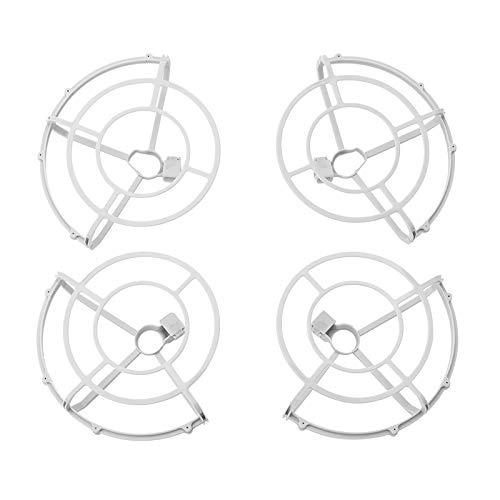 DJFEI Protector para Hélices 360º Mavic Mini 2, Protectores de Hélices para Mavic Mini 2 Drones, Mejora Seguridad del Vuelo, Parachoques de Liberación Rápida Props Accesorio Protector de Hoja
