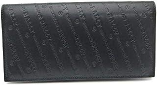 バリー/BALLY 長財布 二つ折り小銭入れ付き ブラック BALIRO.OB 6224367 並行輸入品