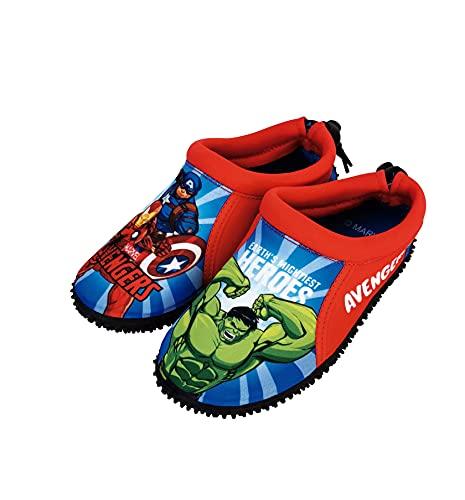 Avengers Sandalias Zapatos de Agua para Niños, Escarpines Antideslizantes, Zapatos de...