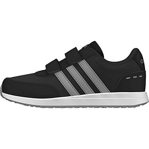 Adidas Vs Switch 2 CMF C, Zapatillas de Running Unisex niño, Multicolor (Carbon/Rossen/Ftwbla 000), 34 EU