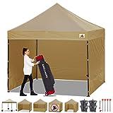 ABCCANOPY Canopy Tent Popup Canopy 10x10 Pop Up...