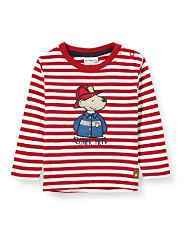 Salt & Pepper Baby-Jungen 05211121 Hemd, red, 80