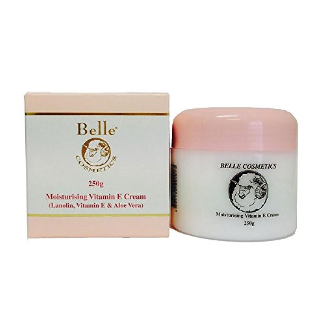 さておき内陸エッセイ[Belle Cosmetics]ベルコスメティック ラノリンビタミンEクリーム100g【海外直送】
