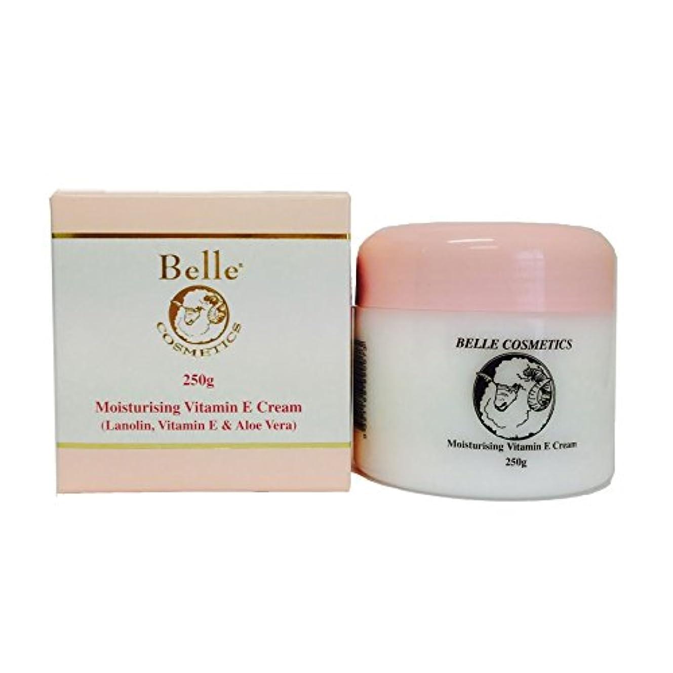 トン豆腐倫理的[Belle Cosmetics]ベルコスメティック ラノリンビタミンEクリーム100g【海外直送】